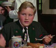 Michael Bollner as Augustus Gloop