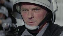 Eddie Eddon as Rebel Trooper Lieutenant