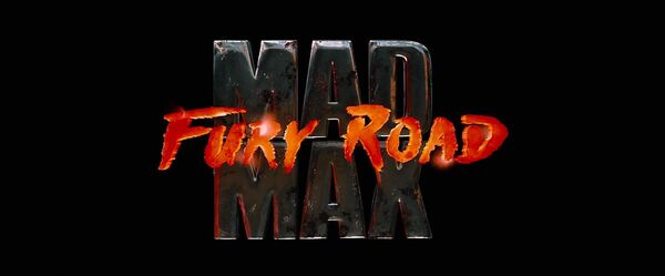 Mad Max - Fury Road Logo