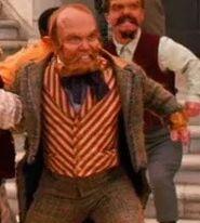 Martin Klebba as Dancing Munchkin