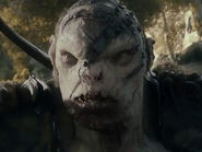 Lawrence Makoare as Bolg (Voice)
