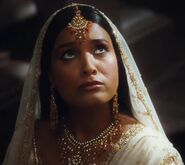 Shelley Conn as Princess Pondicherry