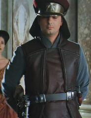 Roman Coppola as Senate Guard