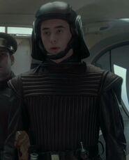 Steve John Shepherd as Naboo Lieutenant