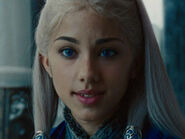 Seychelle Gabriel as Princess Yue