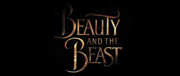 Beauty and the Beast (2017) Logo