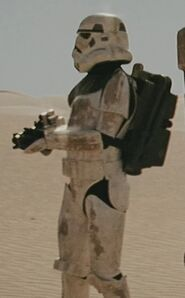 Unknown as Sandtrooper 1 (Special Edition)