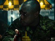 Kwesi Ameyawi as Canadian Airman