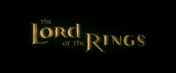 The Lord of the Rings Logo (FOTR)