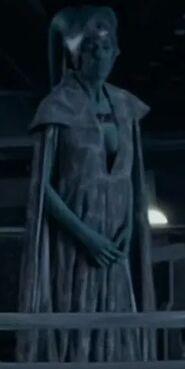 Amy Allen as Twi'lek Senatorial Aide