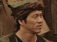 Kevin Yamada as Earth Kingdom Prisoner