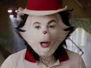 Mike Myers as The Cat (Tennis)