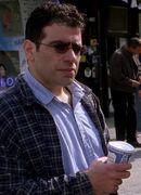 Peter Appel as Cabbie