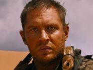 Tom Hardy as Max Rockatansky
