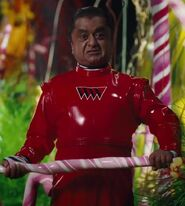 Deep Roy as Oompa Loompas (Chocolate Room)