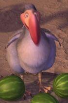 Chris Wedge as Dodo (Voice)