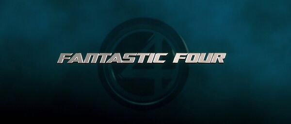 Fantastic Four (2005) Logo