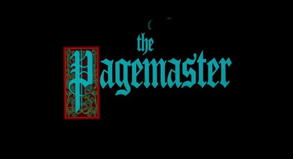 The Pagemaster Logo