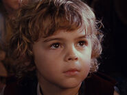 Billy Jackson as Cute Hobbit Child