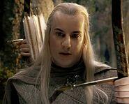 Craig Parker as Haldir (FOTR)