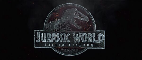 Jurassic World - Fallen Kingdom Logo
