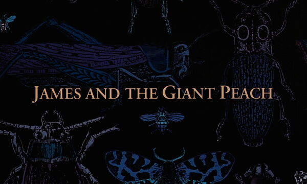 James and the Giant Peach (1996) Logo