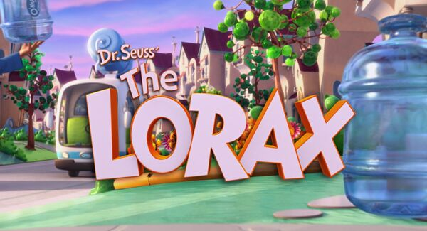 The Lorax Logo