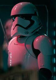 Daniel Craig as Stormtrooper