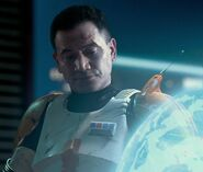 Temuera Morrison as Commander Cody