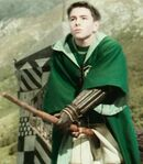 David Holmes as Slytherin Beater (PS)