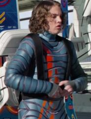 Jedidiah Goodacre as Jetpack Buddy
