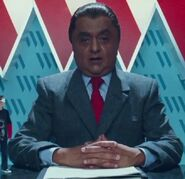 Deep Roy as Oompa Loompas (Anchorman)