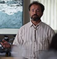 David Nykl as Science Teacher