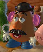 Don Rickles as Mr. Potato Head (Voice) (TS)