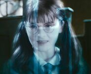 Shirley Henderson as Moaning Myrtle (COS)