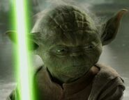 Frank Oz as Yoda (Voice) (ROTS)
