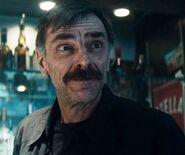 Bruce Bohne as Ace O'Clubs Bartender