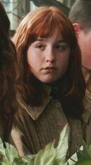 Eleanor Columbus as Susan Bones (COS)