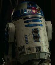 Kenny Baker as R2-D2 (AOTC)