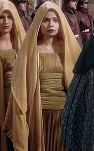Fay David as Handmaiden
