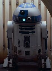 Kenny Baker as R2-D2 (TPM)