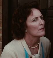 Fiona Shaw as Aunt Petunia Dursley (PS)