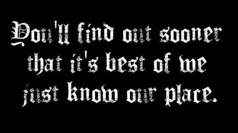 Avenged Sevenfold - God Hates Us