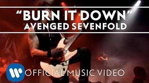 Avenged Sevenfold - Burn It Down (Regular Version) Official Music Video