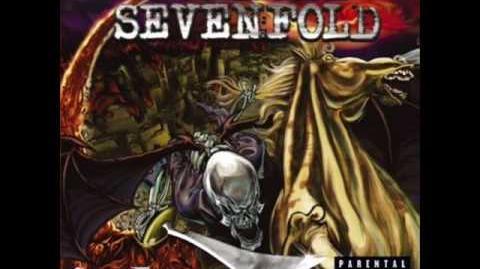 Avenged Sevenfold (a7x) - Sidewinder (W Lyrics)-0