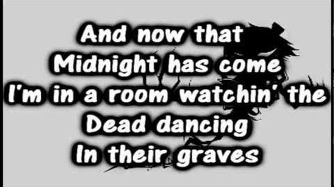 Avenged Sevenfold - Dancing Dead Lyrics-1