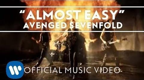 Avenged Sevenfold - Almost Easy Official Music Video