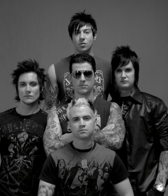 Avenged Sevenfold Band THE REV HAS A BIG PENIS