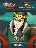 New Outfit Thor Ragnarok event Kid Loki