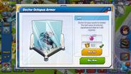Doctor Octopus Armor Requirements
